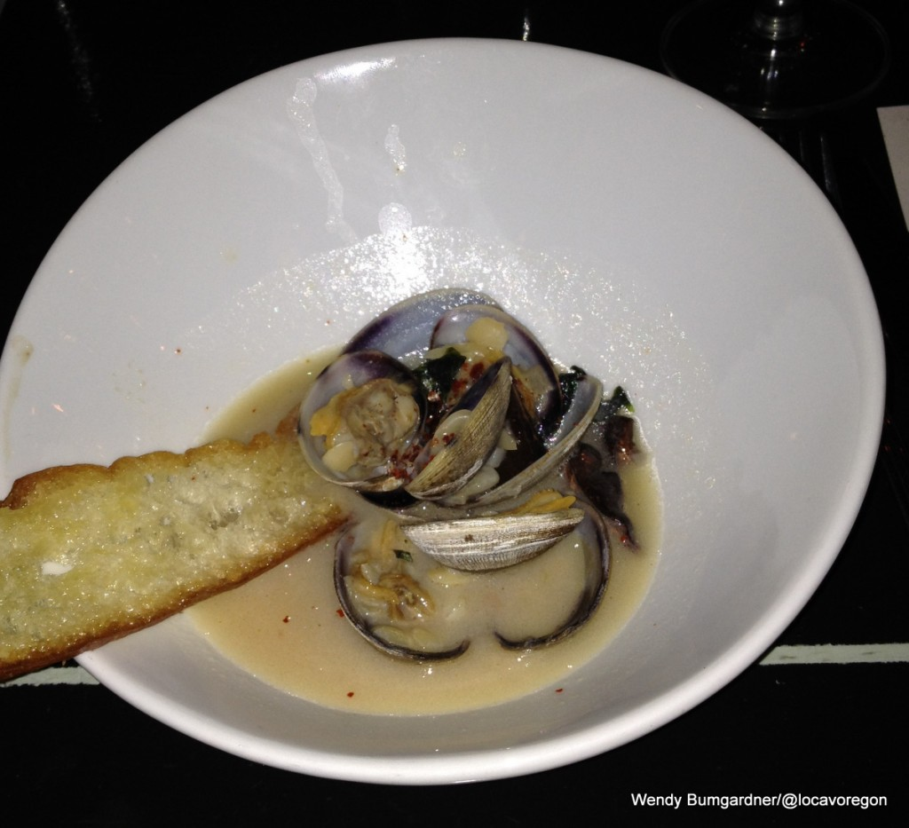 Cocotte - Clams