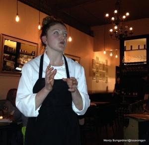 Chef Kat LaSueur - Cocotte