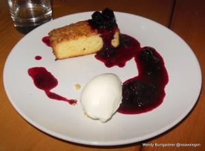 Aviary - Almond Cake