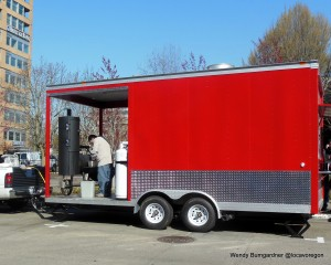 Esoteric BBQ Truck