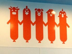Clutch Sausage Logo