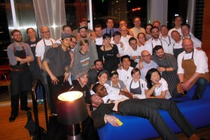 Chefs at Chef's Week PDX 2015