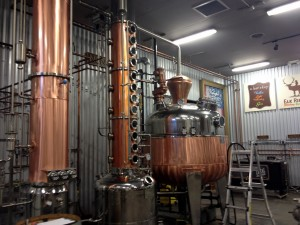 Heritage Distilling Company - the big Nonna still