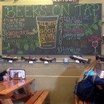 Backwoods Brewing Company Beer List