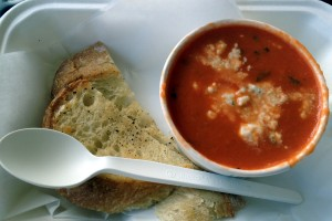Zeek's Cheese Grill - Soup