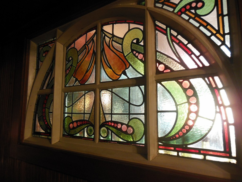 Shelburne Inn Stained Glass Window