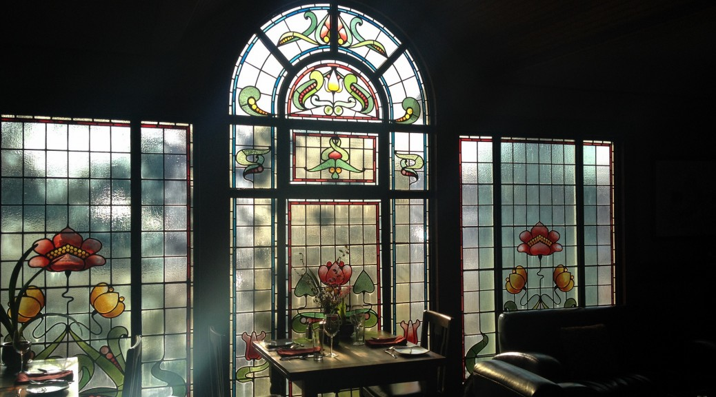 Shelburne Inn - Stained Glass Windows