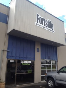 Fortside Brewing Tap Room