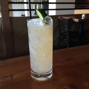 Tequila Tamarind Collins