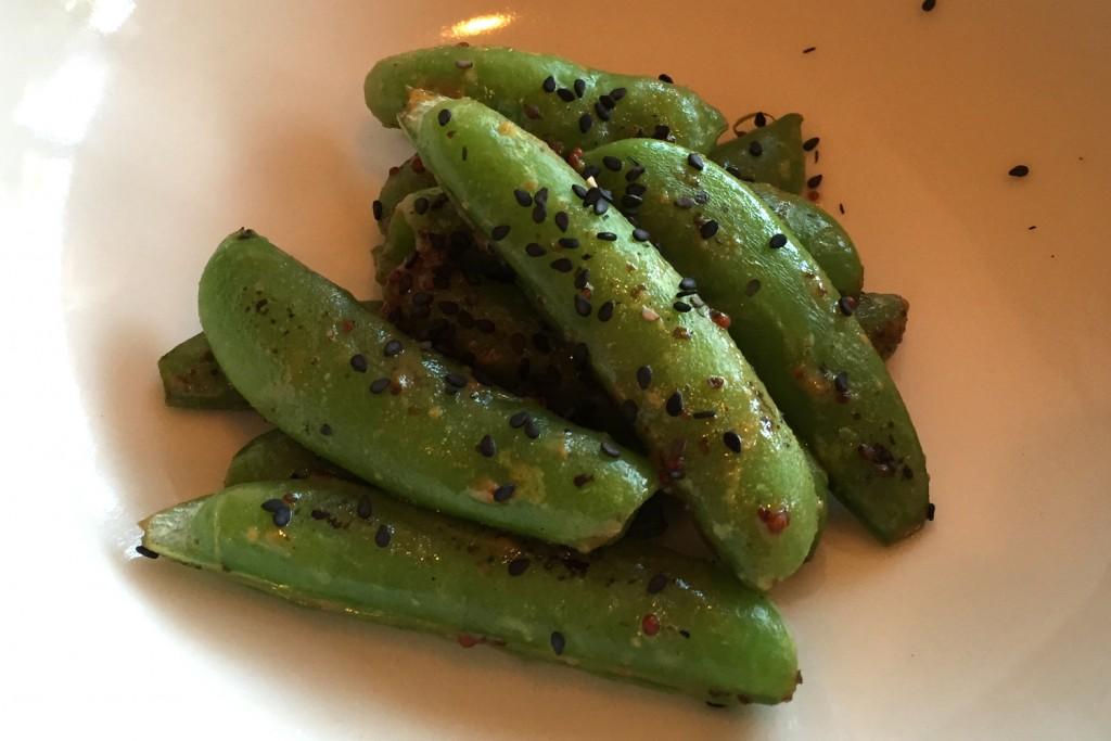 Coquine Snap Peas