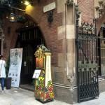 Quatre Gatos Where Picasso hung out