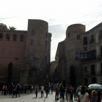 Roman Gates to ancient Barcino