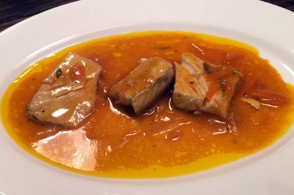 Suculent - Pickled mackerel