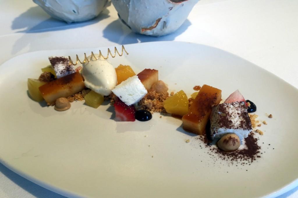 Can Jubany - Dessert