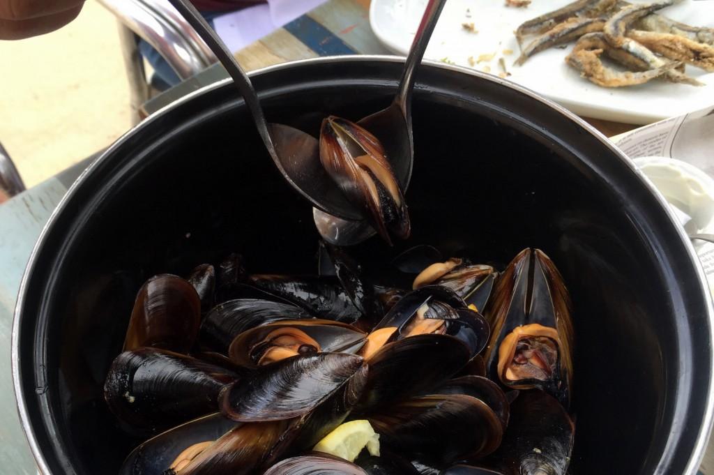 Xiringuito Escribà Mussels