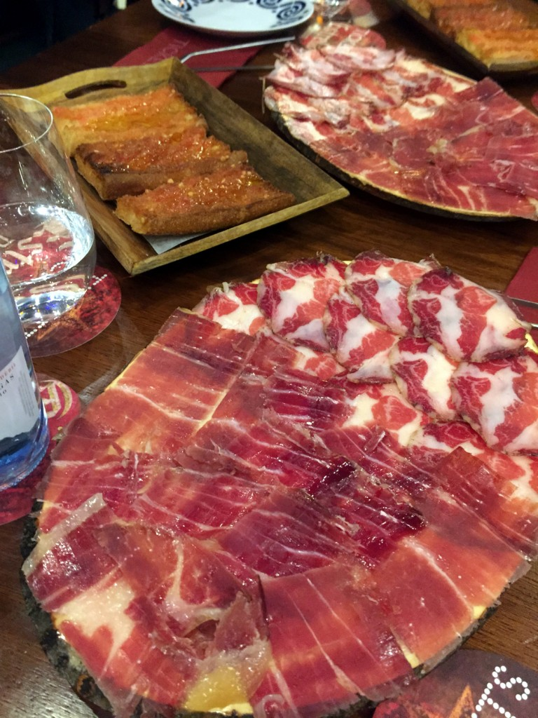 Ham and Coppa
