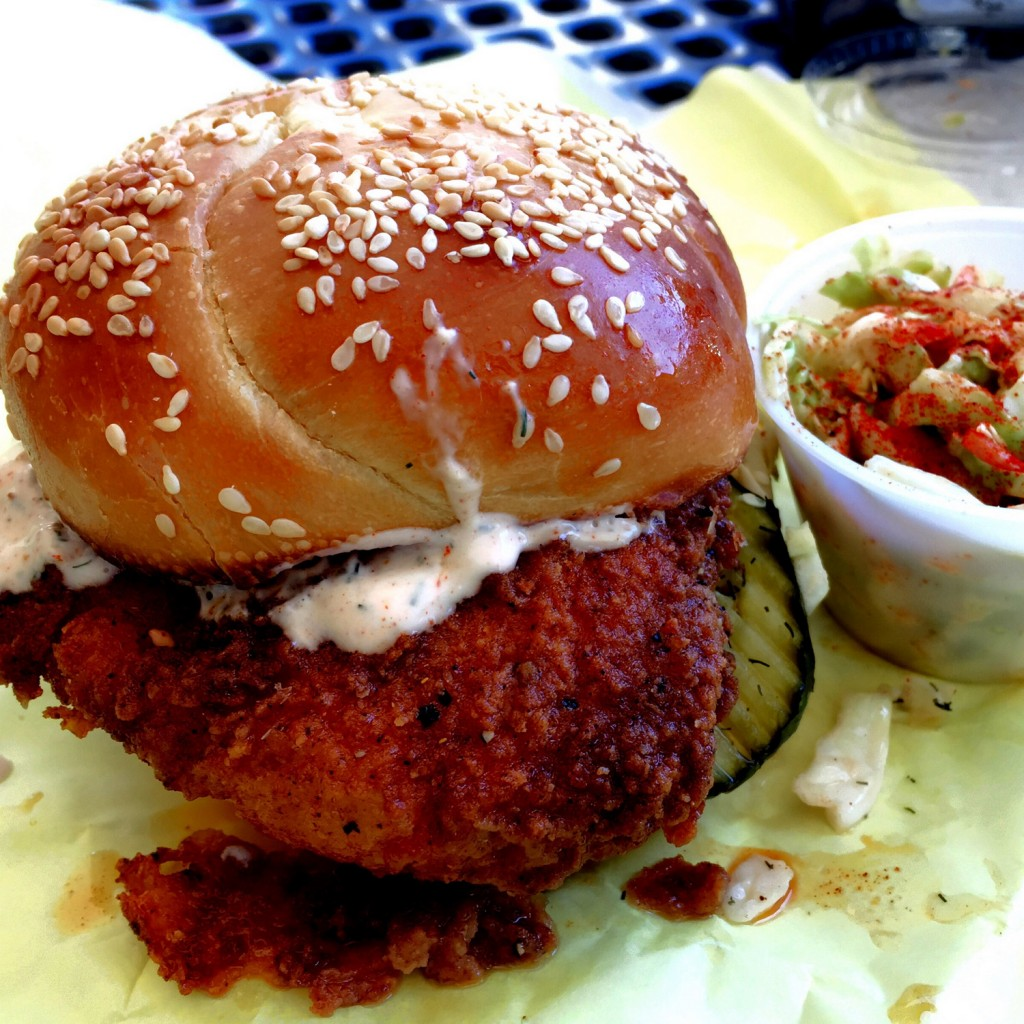 Cackalack Hot Chicken Shack - The Blazer