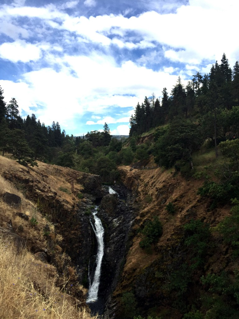 Mosier Creek Falls