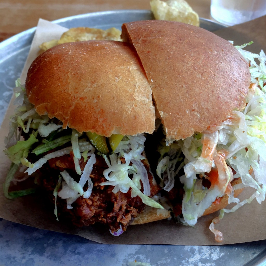 Laurelhurst Market Fried Chicken Sandwich (Tuesday only!)