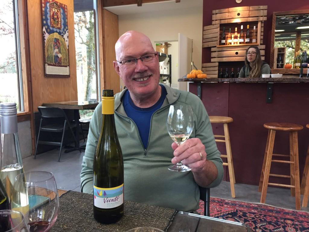 Viento Wines - Rich Cushman