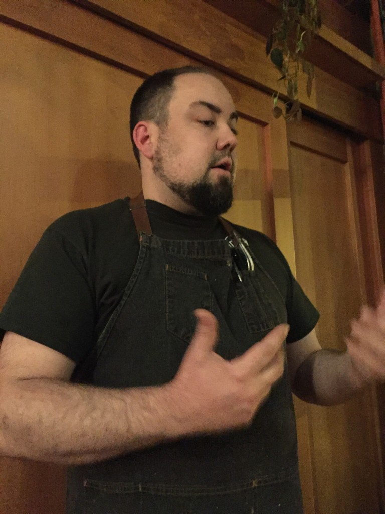 Chef David Sapp