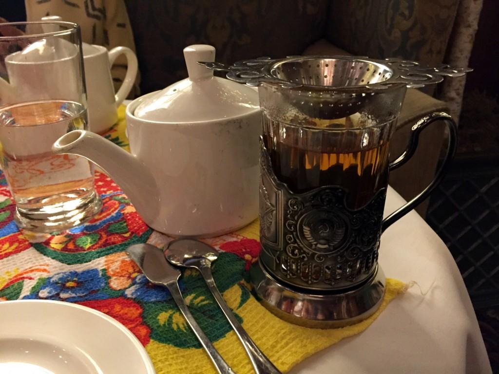 Headwaters Russian Tea Experience
