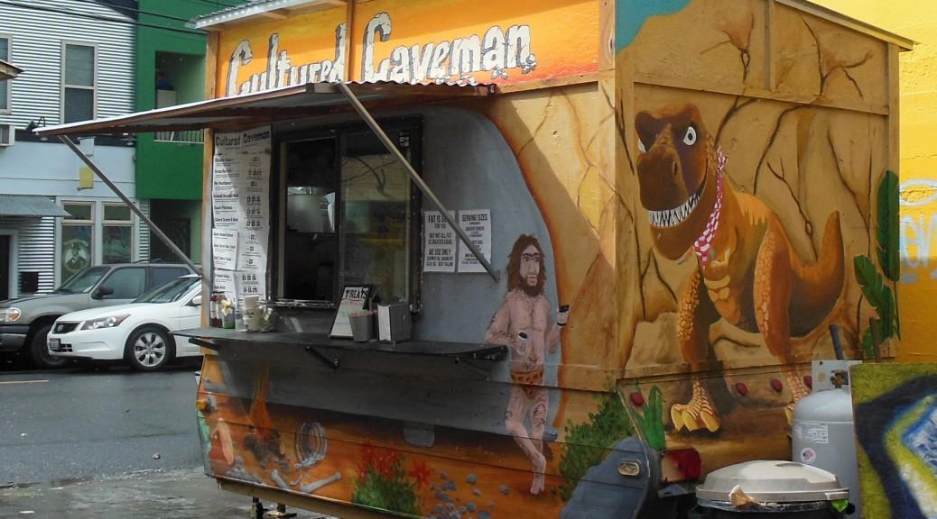Cultured Caveman - Cart