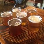 Beer taster - Backwoods Brewing Company