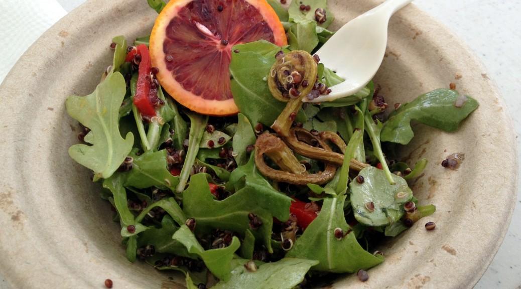 Brunch.bou.tique quinoa salad